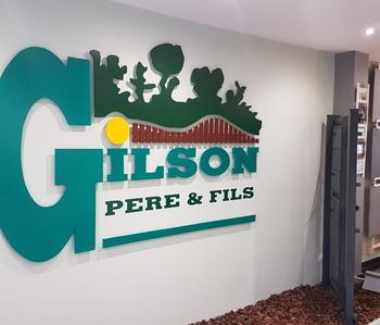 Gilson Père & Fils  - Réalisations