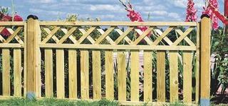clôture-de-jardin-